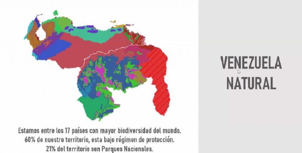 Venezuela es uno de los 17 países con mayor biodiversidad. Iniciativas sustentables